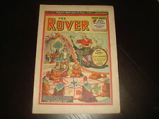 THE ROVER #1737  October 11th  1958  British UK Comic