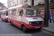 Leicester Citybus No.725 Bus Photo Ref P1662