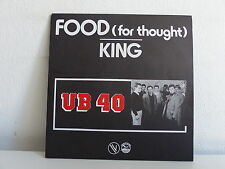 UB40 Food for thought 101325