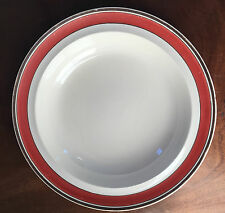 Antique Early 19th century Wedgwood Creamware Pottery Soup Bowl Plate Regency