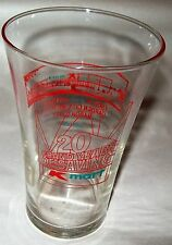 Vintage K mart Glass Tumbler/20 Grand Years of Savings/Michigan Store