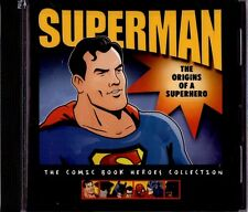 The Superman: Origins of a Superhero by Various Artists (CD, Sep-2001, Image)