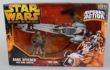Star Wars ROTS - Barc Speeder And Trooper Sealed Boxed Revenge Of The Sith