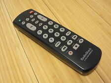 Radio Shack 4-In-One Remote Control 15-1991 151991