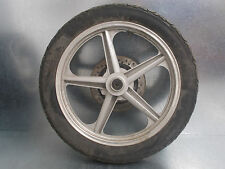HUONIAO HN125-8 HN 125 FRONT WHEEL WITH TYRE 3.25-18