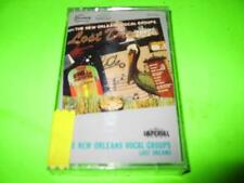 NEW FACTORY SEALED: THE NEW ORLEANS VOCAL GROUPS LOST DREAMS ~ CASSETTE TAPE