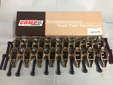LS1 Rocker Arms WITH Trunion Kit Installed - 4.8 5.3 5.7 6.0 Trunnion Comp Cam