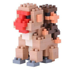 *NEW* NANOBLOCK Mother & Baby Monkey - Building Blocks Nanoblocks Nano NBC-162