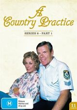 A Country Practice : Series 8 : Part 1 (DVD, 2014, 11-Disc Set) LIKE NEW!