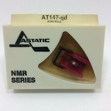 PHONOGRAPH NEEDLE AUDIO-TECHNICA ATN-140LC  IN ASTATIC PKG AT147-QD, NOS/NIB
