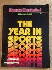 1977 The Year In Sports Sports Illustrated