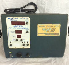 Mesa West Model JS 400 Automatic Chemical Feeder
