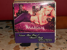 MARIAH CAREY - NEVER TOO FAR edit 3,56 + album version 4,22 - Don't stop ...3,38