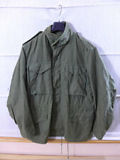 197? us army vietnam m65 Coat cold weather Field Jacket veste de champ Olive Med. * 5