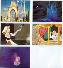Cinderella Foil Dufex Cards - Disney trading Cards - SKYBOX - 1995