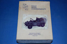 SMA V102 - Kfz.1 Stoewer Radio Vehicle scala 1/35