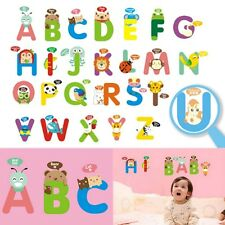 26 Letters Alphabet Animals Wall Decal Stickers Kids Baby Art Mural Decoration