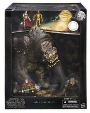 STAR WARS BLACK SERIES JABBA THE HUTT RANCOR PIT PLAY SET TOYS R US EXCLUSIVE