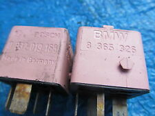 8365326 RELAY from E39 BMW 523i SE 1997