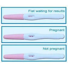 5X Fast Early Home Midstream Pregnancy HCG Urine Test Stick Fertility Series New