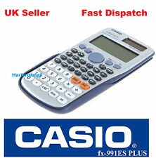 Casio FX-991ES Plus Scientific Calculator with 417 Functions 'BRAND NEW GENUINE'