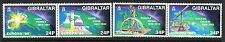 GIBRALTAR MNH 1994 SG717-720 EUROPA: SCIENTIFIC DISCOVERIES SET OF 4