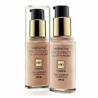 Max Factor Facefinity 3 In 1 Foundation 30ml - All Shades