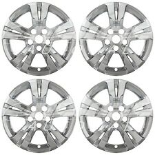"17"" Chrome Wheel Skins Compatible with 2010-2015 Chevy Equinox. Check video!"