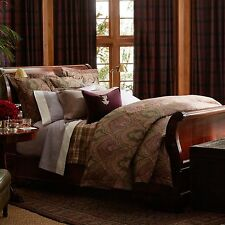 NIP Ralph Lauren Great Compton Westport Full/Queen Comforter & Shams Set 3pc
