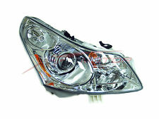 For 2007-2008 Infiniti G35 Sedan Passenger Side Headlight Lamp RH (w/o Tech)