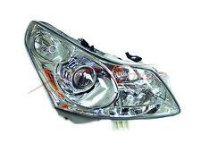 For 2007-2008 Infiniti G35 Sedan Passenger Side Headlight Lamp RH (w/o Tech)