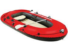Speeron Komfort-Schlauchboot mit Pumpe & Paddeln für 2-3 Personen Ruderboot Boot