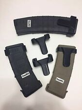 Magazine Holder for MAGPUL/PMAG GenM1,M2orM3-Fits 30 or 40 Round Magazine, Qty2