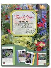 Seeds for Change 12 Boxed Assorted Christian Thank You Cards