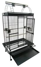 Extra Large Bird Cage Parrot Finch Macaw Cockatoo Pet Supplies Perch grate