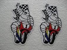 Aufkleber Sticker * Michelin Reifen * Autocross Tuning Motorsport Biker