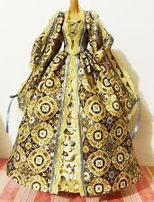 """Barbie Princess """"Imperial Majesty"""" Renaissance inspired gown for FR, Barbie"""