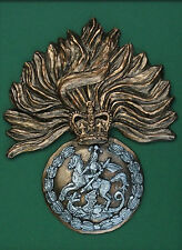 Large Scale ROYAL REGIMENT OF FUSILIERS BADGE (RRF)
