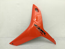 HONDA 2010 CBR600RR OEM LEFT MID COWL COWLING COVER PANEL ORANGE