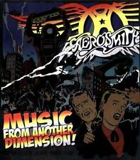 Music from Another Dimension! [Deluxe Edition] [Digipak] by Aerosmith (DVD,...