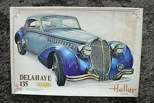 DELAHAYE 135 1/24 MODEL KIT HELLER FRANCE