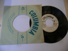 "SECONDO CASADEI""NOVEMBRE- disco 45 giri COLUMBIA It 1962"" RARO"