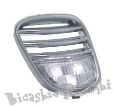4226 - GRIGLIA SIP CROMATA MASCHERINA COPRISTERZO LUCE A LED VESPA LX 50 125 150