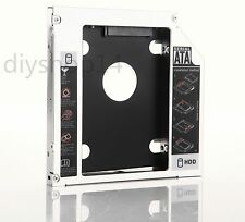 NEW SATA 2nd Hard Drive HDD SSD Caddy Bay for Acer Aspire E1-531 E1-571 E1-571G