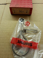 Starrett 75A-4 solid nut fay spring type outside caliper 4""
