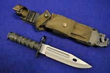 EXCELLENT! ORIGINAL USGI ISSUE PHROBIS III MULTI PURPOSE FIGHTING SURVIVAL KNIFE