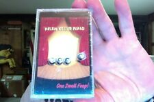 Helen Keller Plaid- One Swell Foop!- new/sealed cassette tape- rare?