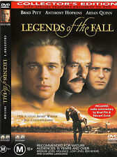Legends of The Fall-1994-Brad Pitt-Collector's Edition-Movie-DVD