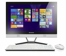 "Lenovo C50-30 23"" Full HD Touchscreen All-in-One PC Intel Core i5-5200U, 8GB 1TB"