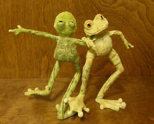 A BREED APART #CA04546 SKIPPY and LOU JR. FROGS, From Country Artists Mint/Box